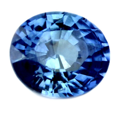 0.29 ct Certified Natural Blue Sapphire