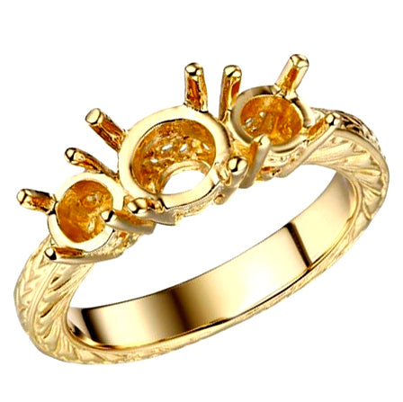 Ring Design No: RA198