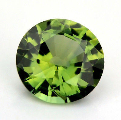 5.02 mm Certified Natural Green Sapphire - sapphirebazaar - 1