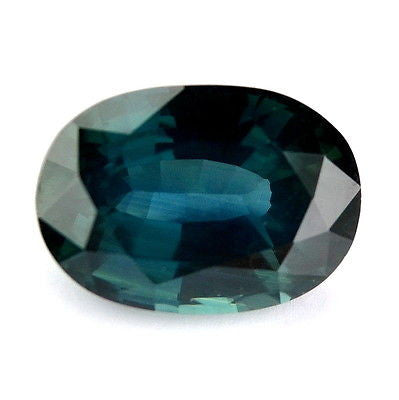 Certified Natural Unheated Blue Sapphire Oval Shape Vs Clarity Madagascar Gem - sapphirebazaar - 1