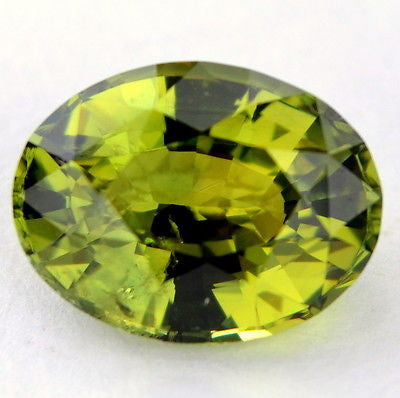 1.79ct Certified Natural Yellow Sapphire - sapphirebazaar - 1