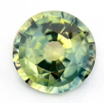 5.08 mm Certified Natural Multicolor Sapphire - sapphirebazaar - 1