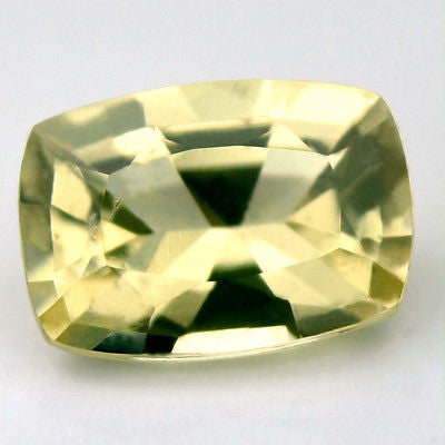 0.87ct Certified Natural Yellow Sapphire - sapphirebazaar - 1