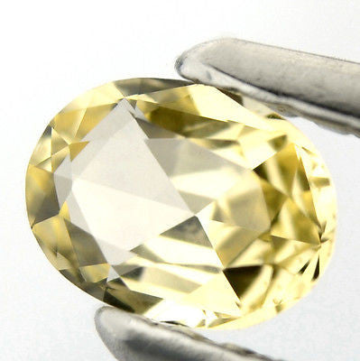 Certified Natural Unheated Rose Cut Yellow Sapphire 0.42ct Oval Shape vvs Clarity Madagascar Gem - sapphirebazaar - 1