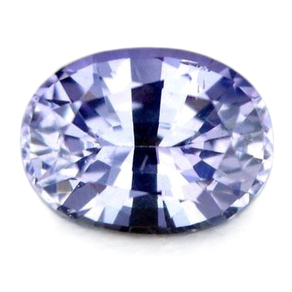 0.51ct Certified Natural Purple Sapphire