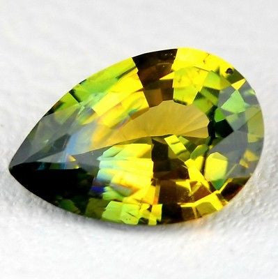 0.82ct Certified Natural Multicolor Sapphire - sapphirebazaar - 1