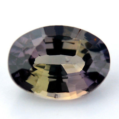 0.80ct Certified Natural Multicolor Sapphire - sapphirebazaar - 1