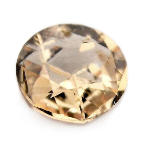 0.51 ct Certified Natural Beige Sapphire