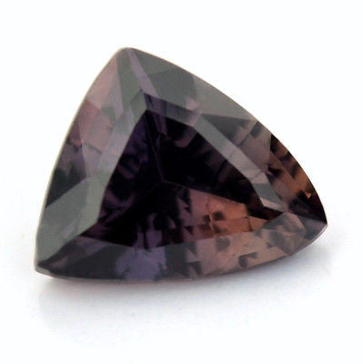 Certified Natural Unheated 1.02ct Multi Color Sapphire Untreated Vvs Clarity Trillion Shape Madagascar Gem - sapphirebazaar - 1