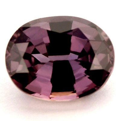 Certified Natural Unheated 1.18ct Brownish Pink Sapphire Oval vvs Clarity Madagascar Gem - sapphirebazaar - 1