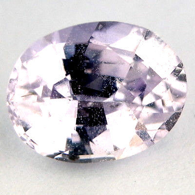 1.08ct Certified Natural Unheated Ceylon White Sapphire Untreated Oval Eye Clean Sri Lanka Gem - sapphirebazaar - 1