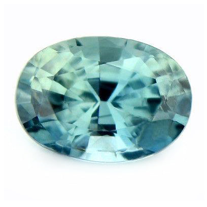 0.89ct Certified Natural Teal Sapphire