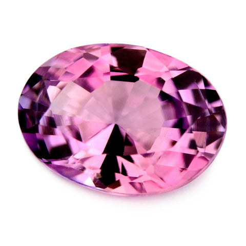 0.94ct Certified Natural Pink Sapphire