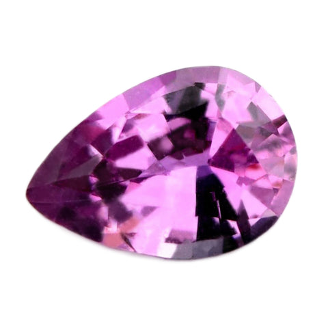 0.40ct Certified Natural Pink Sapphire