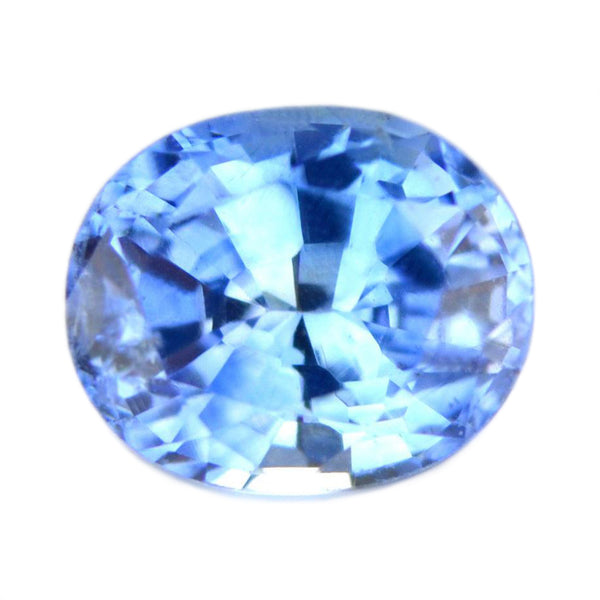 0.64ct Certified Natural Blue Sapphire