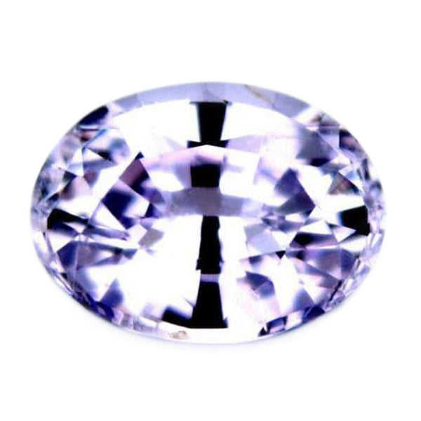 0.40 ct Certified Natural Lavender Sapphire