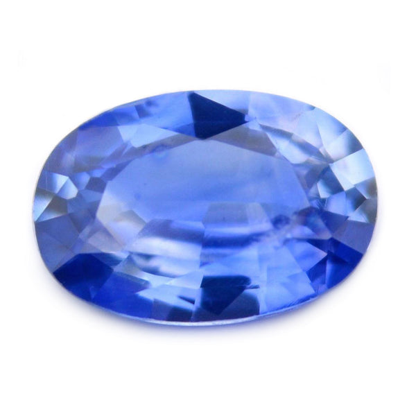 0.54ct Certified Natural Blue Sapphire