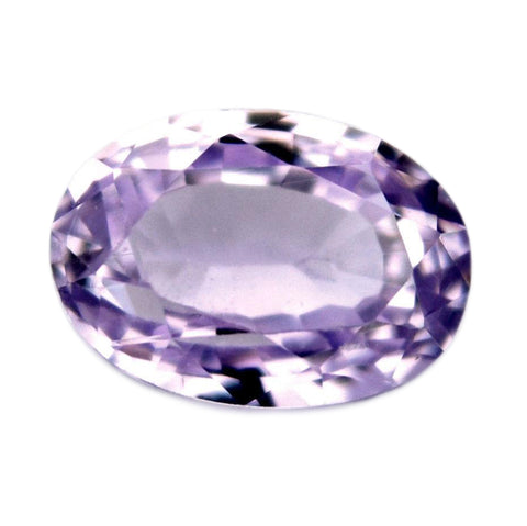 0.62ct Certified Natural Lavender Sapphire