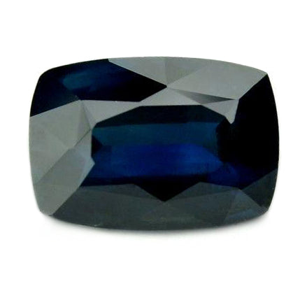 1.61ct Certified Natural Blue Sapphire