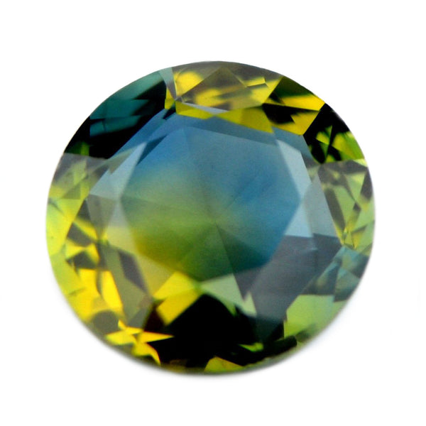0.53ct Certified Natural Multicolor Sapphire