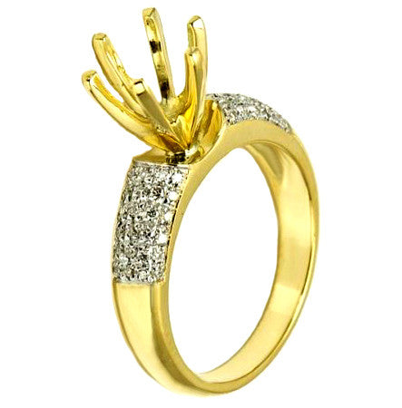 Ring Design No: RA022