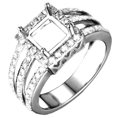 Ring Design No: RWA221