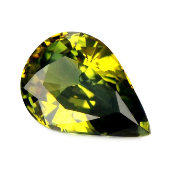 1.01ct Certified Natural Yellow Sapphire