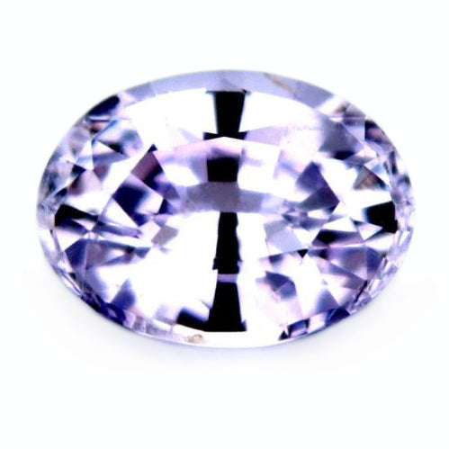 0.41ct Certified Natural Purple Sapphire