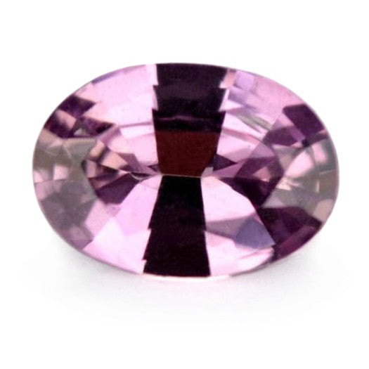 0.93 ct Certified Natural Purple Sapphire