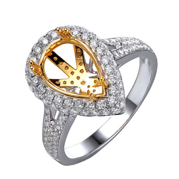 Ring Design No: RA038