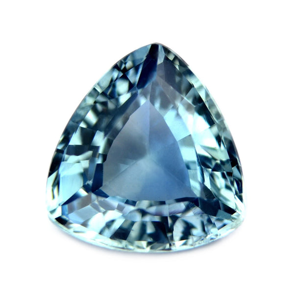 2.19ct Certified Natural Blue Sapphire