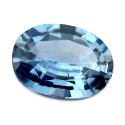 0.90ct Certified Natural Blue Sapphire