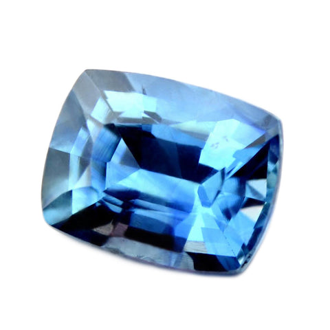 1.13 ct Certified Natural Blue Sapphire