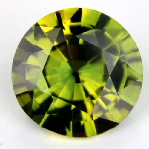 5.23 mm Certified Natural Bicolor Sapphire