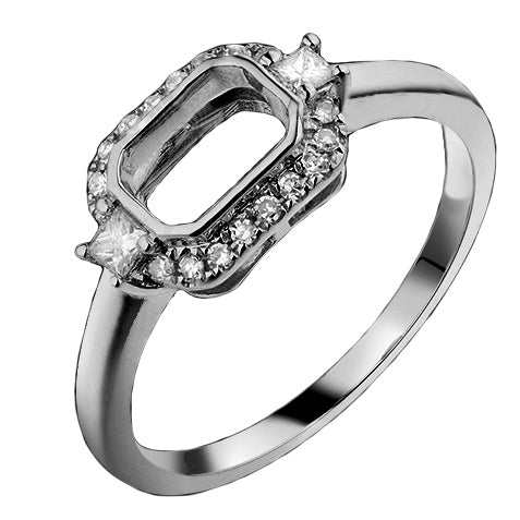 Ring Design No: RWA402