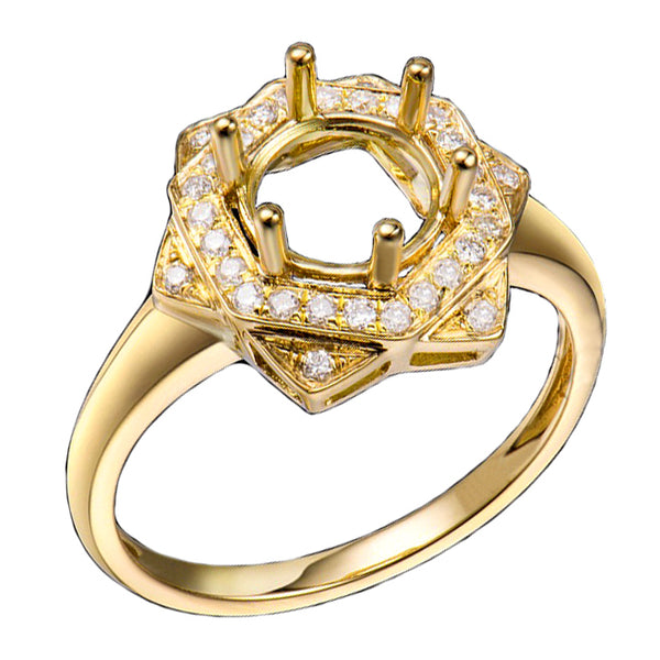 Ring Design No: RA412