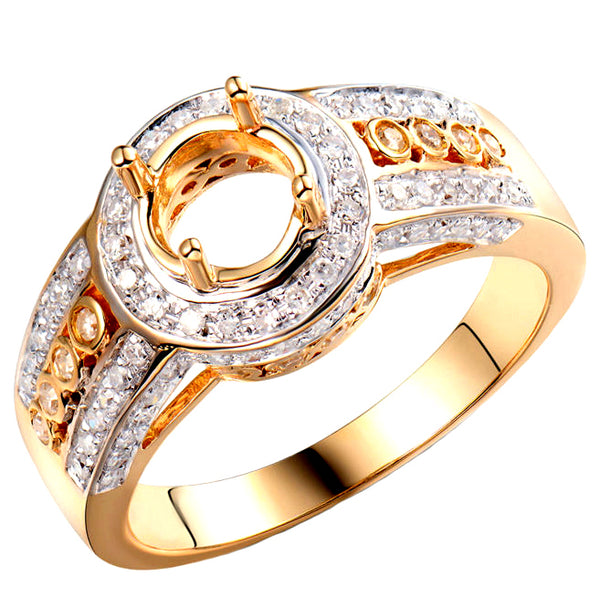 Ring Design No: RA420