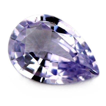 0.53ct Certified Natural Purple Sapphire