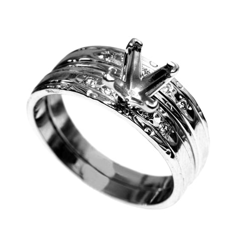 Ring Design No: RWA500