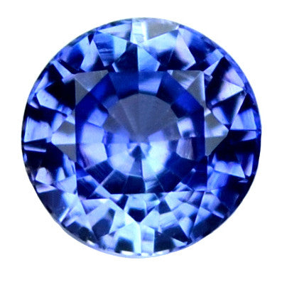 0.33 ct Certified Natural Blue Sapphire