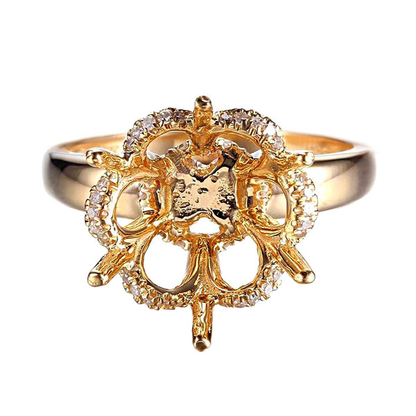 Ring Design No: RA655