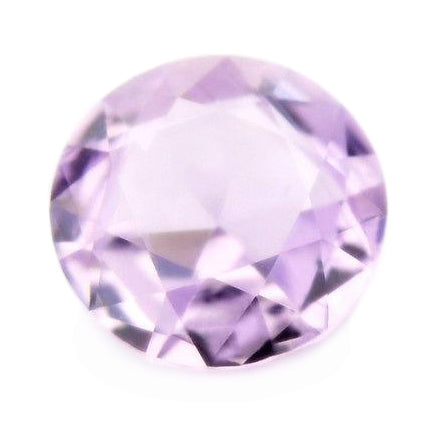 0.43ct Certified Natural Purple Sapphire
