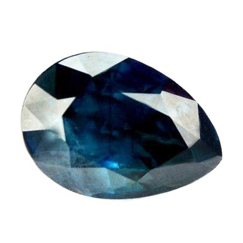 1.81cts Certified Natural Blue Sapphire