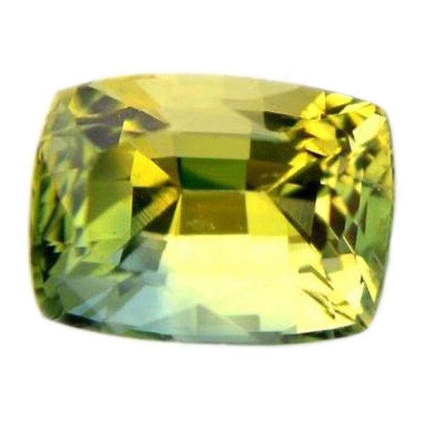 0.78ct Certified Natural Yellow Sapphire