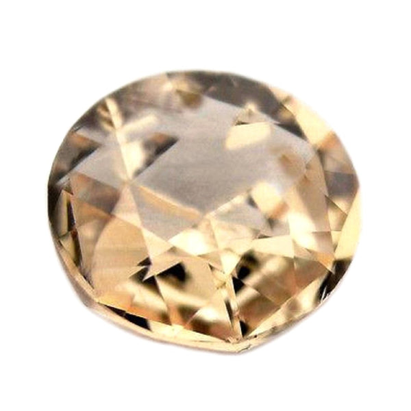 0.50ct Certified Natural Beige Sapphire