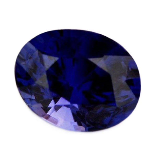 1.12ct Certified Natural Violet Sapphire
