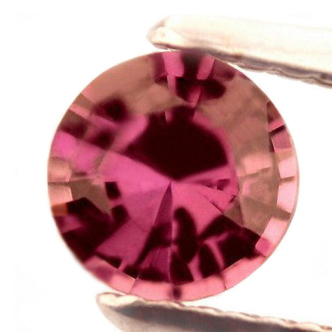 0.45ct Certified Natural Pink Sapphire
