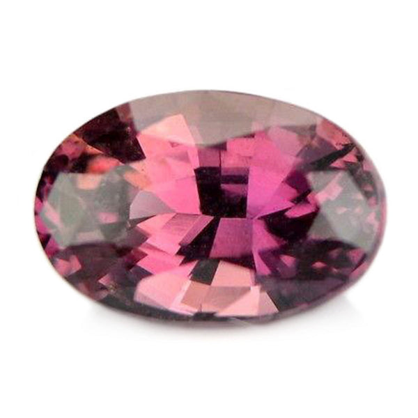 0.69ct Certified Natural Pink Sapphire