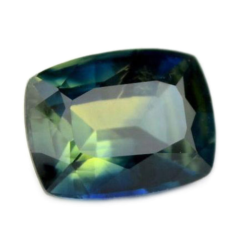 0.69ct Certified Natural Multicolor Sapphire