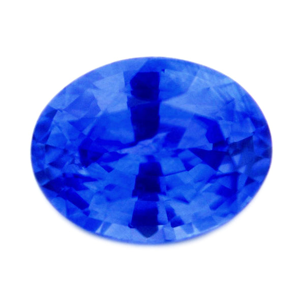 0.55ct Certified Natural Blue Sapphire